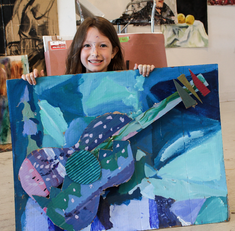 Kids Art Classes Larchmont One River School