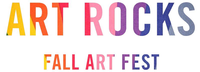 ARt Rocks Fall Art Fest